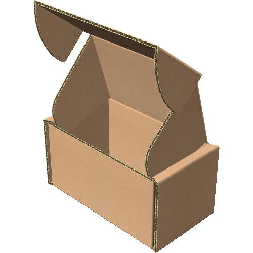 "Самосборная коробка 70х40х40 мм, Т-22 ""Е"" бурый"