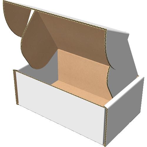 "Самосборная коробка 130х60х30 мм, Т-22 ""Е"" белый"