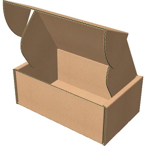 "Самосборная коробка 130х60х30 мм, Т-22 ""Е"" бурый"