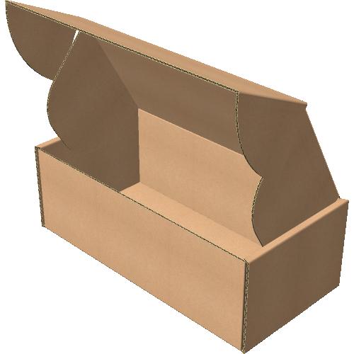 """Самосборная коробка 320x140x140 мм, Т-22 """"Е"""" бурый"""