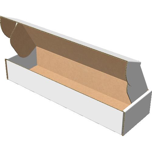 "Самосборная коробка 305х130х60 мм, Т-22 ""Е"" белый"