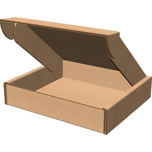 "Самосборная коробка 295х325х65 мм  мм, П-32 ""ЕВ"" бурый"