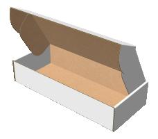 "Самосборная коробка 514х125х88 мм, Т-22 ""Е"" белый"