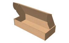 """Самосборная коробка 300x150x90 мм, Т-22 """"Е"""" бурый"""