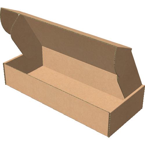 "Самосборная коробка 514х125х88 мм, Т-22 ""Е"" бурый"