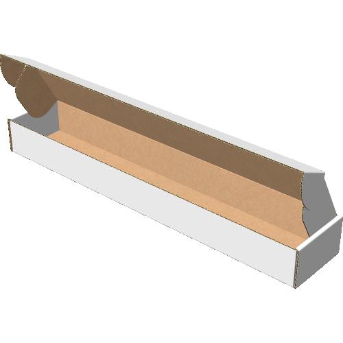"Самосборная коробка 396х55х63 мм, Т-22 ""Е"" белый"