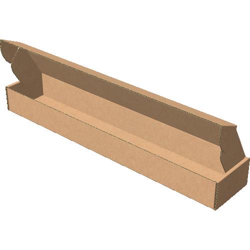 "Самосборная коробка 425х80х45 мм, Т-22 ""Е"" бурый"