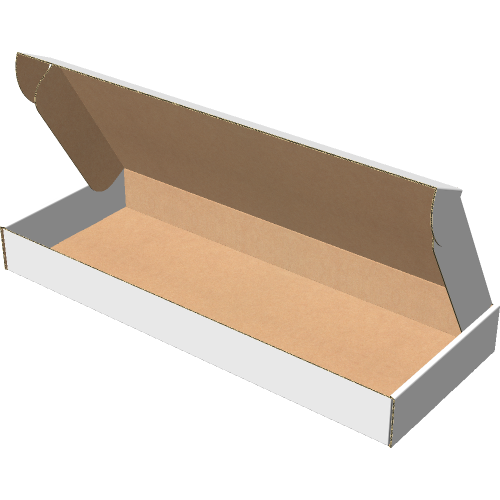 "Самосборная коробка 630x180x110 мм, Т-22 ""Е"" белый"