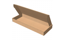 """Самосборная коробка 700x180x200 мм, Т-22 """"Е"""" бурый"""