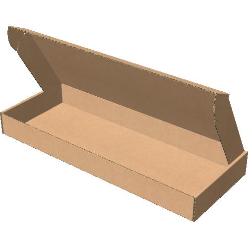 """Самосборная коробка 460x200x150 мм, Т-22 """"Е"""" бурый"""