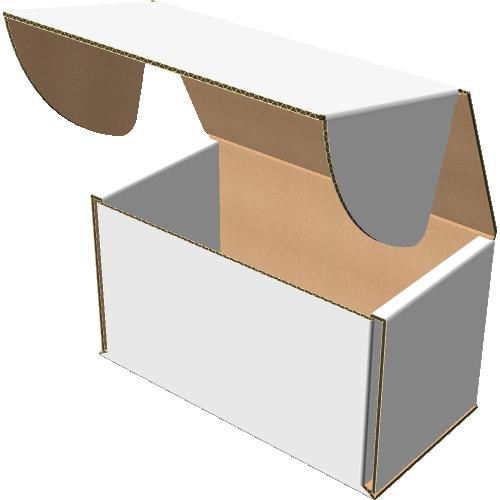 "Самосборная коробка 110х60х65 мм, Т-22 ""Е"" белый"