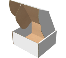 "Самосборная коробка 142х132х72 мм, Т-22 ""Е"" белый"