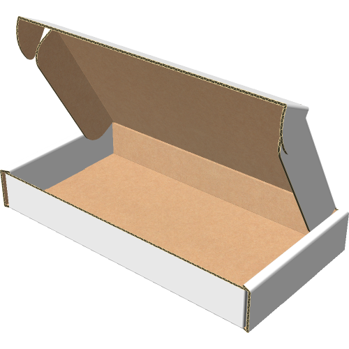 "Самосборная коробка 153х81х21 мм, Т-22 ""Е"" белый"