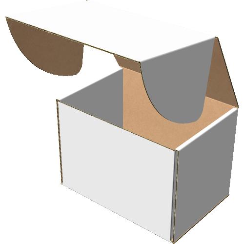 "Самосборная коробка 170х120х125 мм, Т-22 ""Е"" белый"