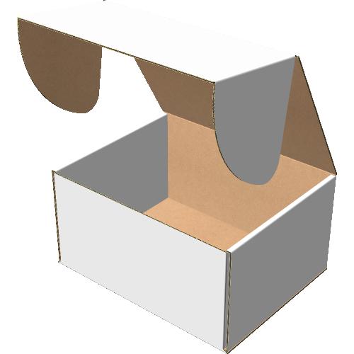 "Самосборная коробка 210х170х110 мм, Т-22 ""Е"" белый"