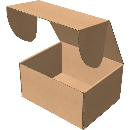 "Самосборная коробка 210х170х110 мм, Т-22 ""Е"" бурый"