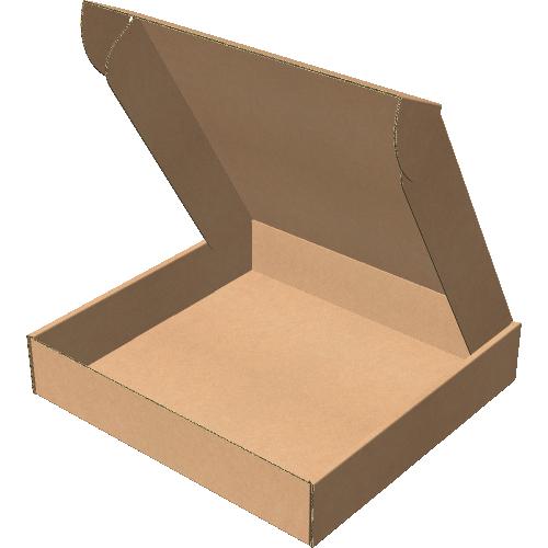 "Самосборная коробка 260х250х50 мм, Т-22 ""Е"" бурый"