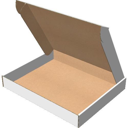 "Самосборная коробка 265х327х44 мм, Т-22 ""Е"" белый"