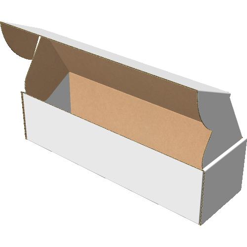 "Самосборная коробка 330х100х85 мм, Т-22 ""Е"" белый"