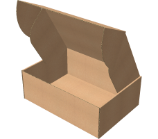 "Самосборная коробка 340х240х120 мм, Т-22 ""Е"" бурый"