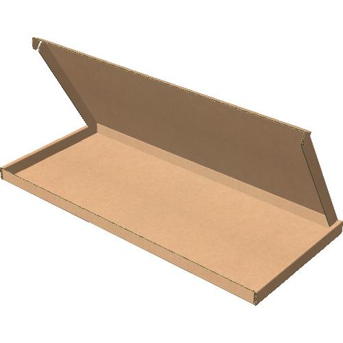 "Самосборная коробка 405х178х15 мм, Т-22 ""Е"" бурый"