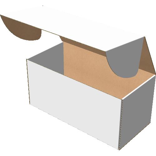 "Самосборная коробка 420х200х200 мм, Т-22 ""Е"" белый"