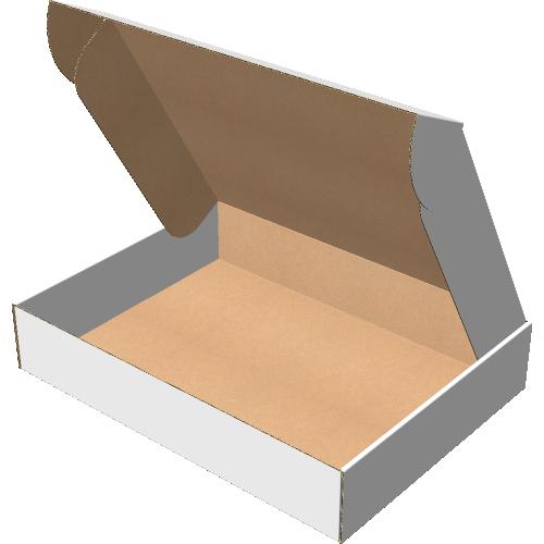 "Самосборная коробка 430х320х80 мм, Т-22 ""Е"" белый"