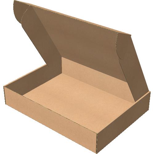 "Самосборная коробка 430х320х80 мм, Т-22 ""Е"" бурый"