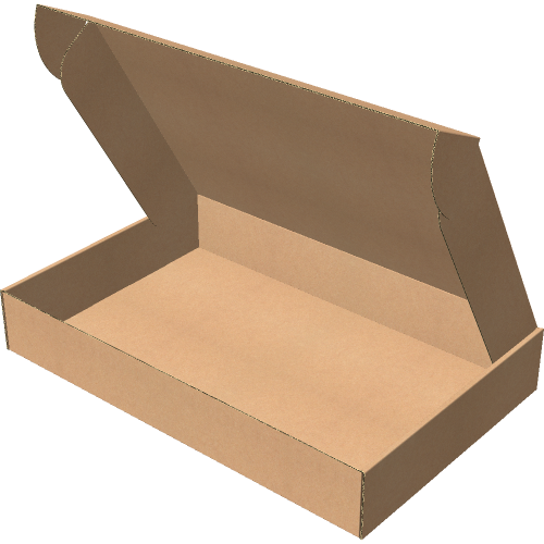 "Самосборная коробка 450х290х70 мм, Т-22 ""Е"" бурый"