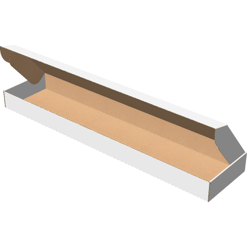"Самосборная коробка 1050х240х80 мм, Т-22 ""Е"" белый"