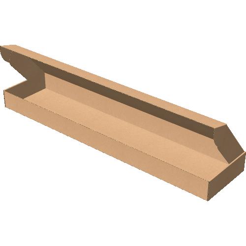 "Самосборная коробка 1050х240х80 мм, Т-22 ""Е"" бурый"