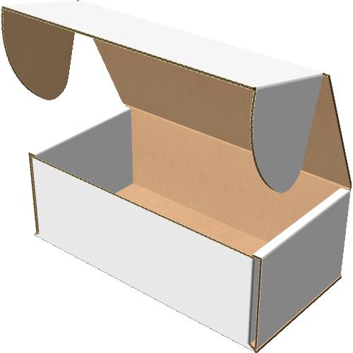 "Самосборная коробка 150х80х55 мм, Т-22 ""Е"" белый"