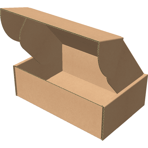 "Самосборная коробка 165х110х55 мм, Т-22 ""Е"" бурый"