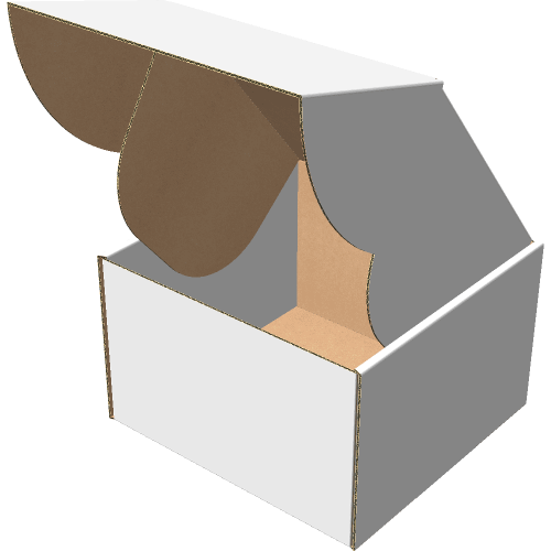 "Самосборная коробка 170х170х110 мм, Т-22 ""Е"" белый"