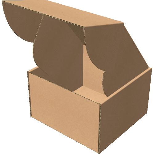 "Самосборная коробка 170х170х110 мм, Т-22 ""Е"" бурый"