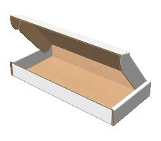 "Самосборная коробка 170х80х20 мм, Т-22 ""Е"" белый"