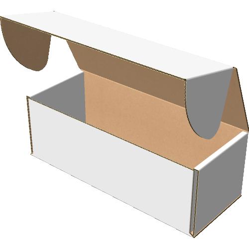 "Самосборная коробка 200х80х70 мм, Т-22 ""Е"" белый"