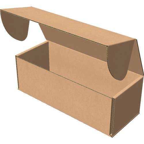 "Самосборная коробка 200х80х70 мм, Т-22 ""Е"" бурый"