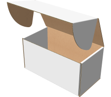 "Самосборная коробка 210х110х110 мм, Т-22 ""Е"" белый"