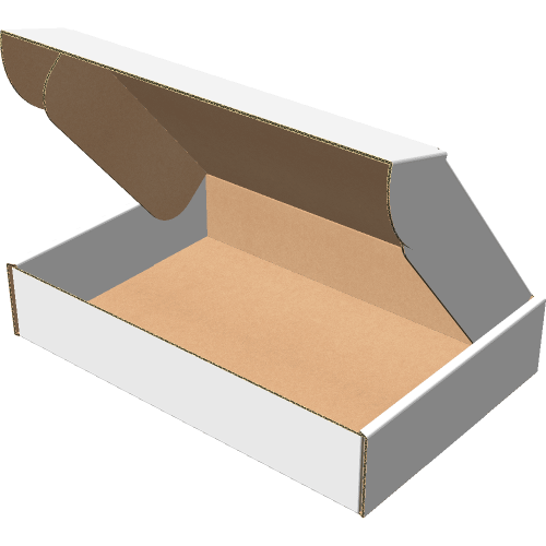 "Самосборная коробка 210х140х40 мм, Т-22 ""Е"" белый"