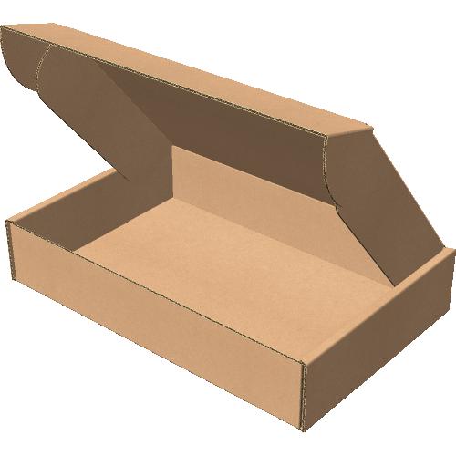 "Самосборная коробка 210х140х40 мм, Т-22 ""Е"" бурый"