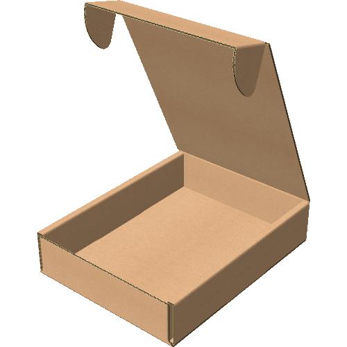 "Самосборная коробка 232х317х65 мм, Т-22 ""В"" бурый"