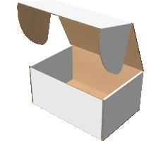 "Самосборная коробка 240х170х120 мм, Т-22 ""Е"" белый"
