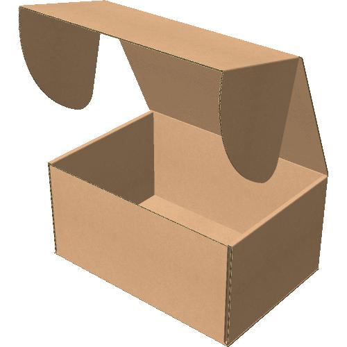 "Самосборная коробка 240х170х120 мм, Т-22 ""Е"" бурый"