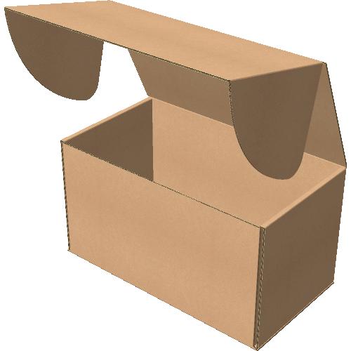"Самосборная коробка 250х140х140 мм, Т-22 ""Е"" бурый"