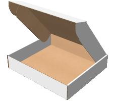 "Самосборная коробка 290х255х58 мм, Т-22 ""Е"" белый"