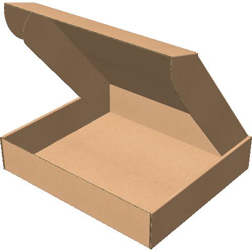 "Самосборная коробка 290х255х58 мм, Т-22 ""Е"" бурый"