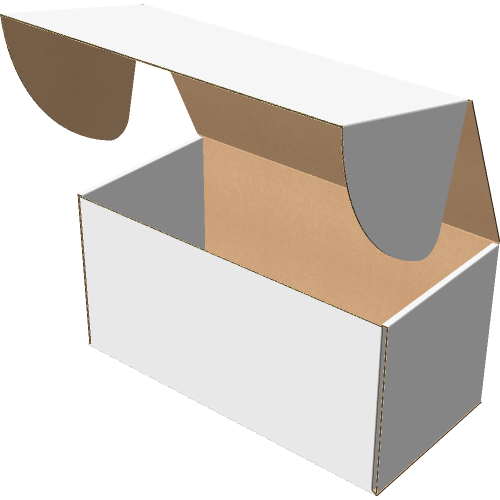 "Самосборная коробка 300х150х150 мм, Т-22 ""Е"" белый"