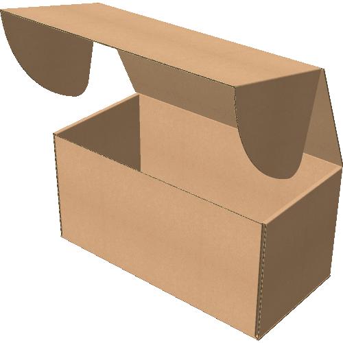 "Самосборная коробка 300х150х150 мм, Т-22 ""Е"" бурый"