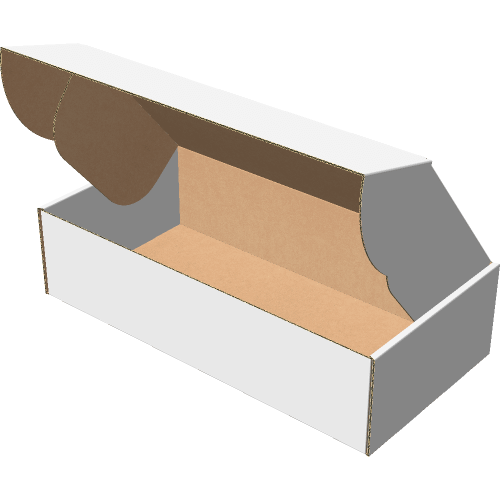 "Самосборная коробка 320х160х80 мм, Т-22 ""Е"" белый"